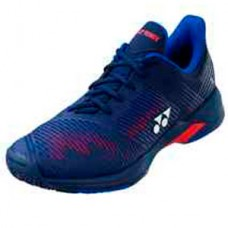 YONEX SONICAGE WIDE 2021 NAVY/RED MENS TENNIS SHOE