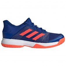 ADIDAS ADIZERO CLUB FV4132 ROYAL JUNIOR TENNIS SHOE