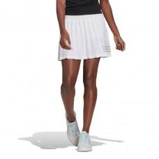 ADIDAS CLUB PLEAT SKIRT  GL5469 WHITE WOMENS TENNIS