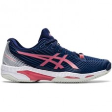 ASICS SOLUTION SPEED FF 2 CLAY 1042A134-402 PEACOAT LADIES TENNIS