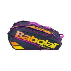 BABOLAT PURE AERO RAFA 12PACK BLACK TENNIS BAG