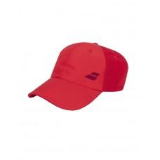 BABOLAT LOGO CAP RED