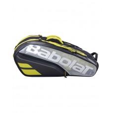 BABOLAT PURE AERO VS  9PACK 2021 BLACK TENNIS BAG