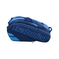 BABOLAT PURE DRIVE 2021 12PACK BLUE TENNIS BAG