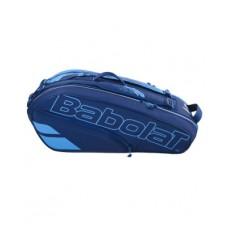 BABOLAT PURE DRIVE 2021 6PACK BLUE TENNIS BAG