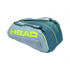 HEAD TOUR TEAM EXTREME 12PACK 283431 GREY/NEON YELLOW