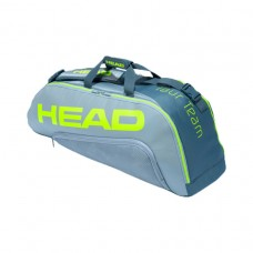 HEAD TOUR TEAM EXTREME 6PACK 283451 GREY/NEON YELLOW