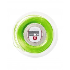 WILSON SYNTHETIC POWER  1.30MM 200M LIME GREEN TENNIS STRING