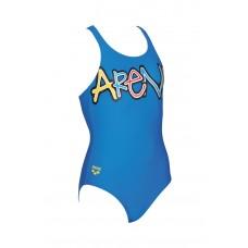 ARENA SPARKLE ONE PIECE 000109813 BLUE GIRLS