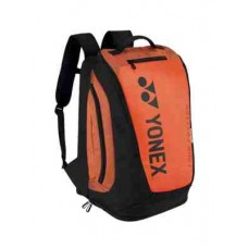 YONEX PRO BACKPACK BA92012MEX COPPER ORANGE TENNIS