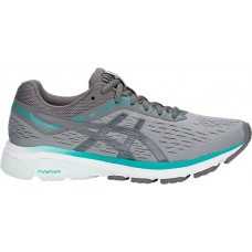 ASICS GT 1000 7 D 1012A029-020 STONE GREY LADIES RUNNING SHOE