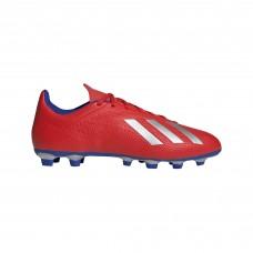 ADIDAS X 18.4 FG BB9376 ACTIVE RED MENS FOOTBALL