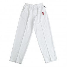 GRAY NICOLLS ELITE PANT WHITE SENIOR