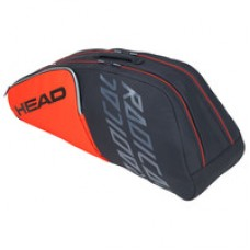 HEAD RADICAL 6PACK COMBI 283100 ORANGE/GREY