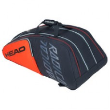 HEAD RADICAL12PACK MONSTERCOMBI 283080 ORANGE/GREY