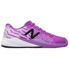 NEW BALANCE WCH996J3 D VOLTAGE VIOLET LADIES TENNIS SHOE