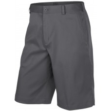NIKE FLAT SHORT MENS GOLF SHORT DARK GREY 743964-021
