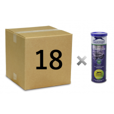 SLAZENGER WIMBLEDON GRASS 4BALL 72 BALL BOX