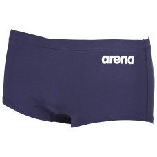 ARENA SOLID SQUARED SHORT 2A255-75 NAVY MENS