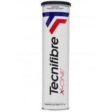 TECNIFIBRE X-ONE 4BALL TENNIS BALLS