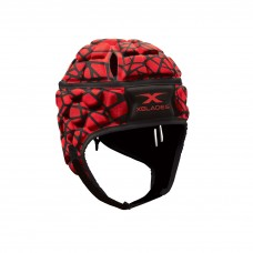 XBLADES ELITE HEADGEAR 18 MENS BLACK/RED
