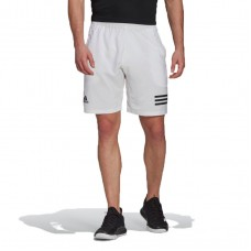 ADIDAS CLUB 3STRIPE  SHORT GL5412 WHITE MENS TENNIS