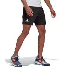 ADIDAS H.RDY SHORT GH7646 BLACK MENS TENNIS