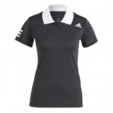 ADIDAS CLUB POLO GQ1179 BLACK WOMENS TENNIS