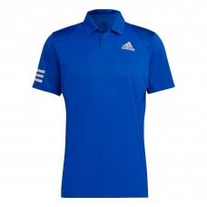 ADIDAS CLUB 3STRIPE  POLO H34699 BO BLUE MENS TENNIS