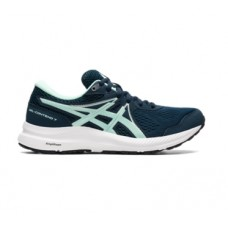 ASICS GEL CONTEND 7 1012A911-407 FRENCH BLUE LADIES RUNNING