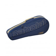 BABOLAT CLUB ESSENTIAL 3PACK NAVY/GOLD TENNIS BAG