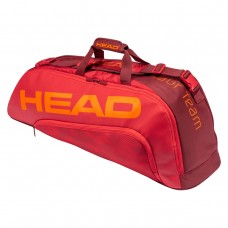 HEAD TOURTEAM COMBI 6PACK 283181 RED TENNIS BAG
