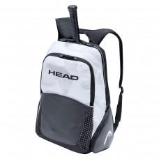 HEAD DJOKOVIC BACKPACK 283131 WHITE/BLACK TENNIS BAG
