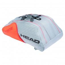 HEAD RADICAL MONSTERCOMBI 12PACK 283501 GREY TENNIS BAG
