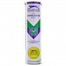 SLAZENGER WIMBLEDON GRASS 4BALL
