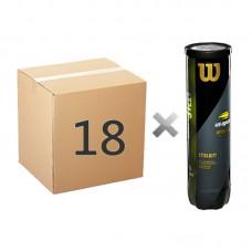 WILSON US OPEN XD 4 BALL 72BALL BOX
