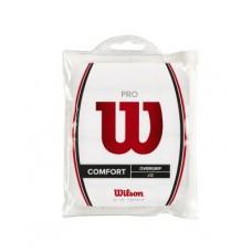 WILSON PRO O/GRIP 12PACK WHITE