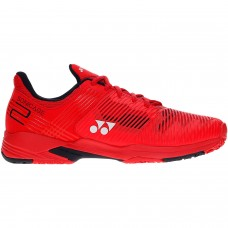 YONEX SONICAGE 2 CLAY RED MENS TENNIS