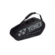 YONEX TEAM 6PACK BA42026 BLACK TENNIS BAG