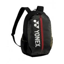 YONEX TEAM BACKPACK S BA42012SEX BLACK TENNIS BAG