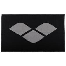 ARENA HICCUP TOWEL BLACK/GREY