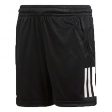 ADIDAS CLUB 3S SHORT CV5897 BLACK BOYS TENNIS