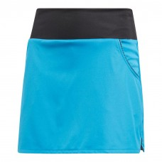 ADIDAS CLUB TENNIS SKIRT SHOCK CYAN DW9123 GIRLS