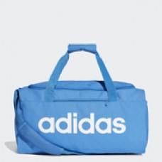 ADIDAS LINEAR COREDUFFLE SMALL BAG DT8623 TRUE BLUE