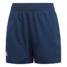 ADIDAS CLUB SHORT EC3593 NAVY BOYS TENNIS SHORT