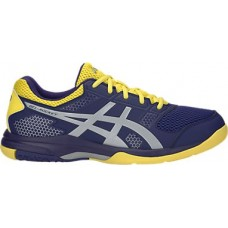 ASICS GEL ROCKET 8 B706Y-426 INDIGO BLUE MENS SQUASH SHOE