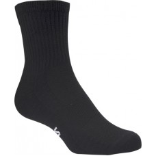 ASICS PACE QUARTER SOCK BLACK SIZE 4/8