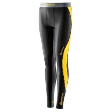 SKINS DNAMIC COMPRESSION LONG TIGHTS YOUTH BLACK