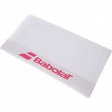 BABOLAT SMALL TOWEL WHITE/PINK