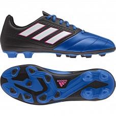 ADIDAS ACE 17.4 FXG BB5592 BLACK JUNIOR FOOTBALL BOOT